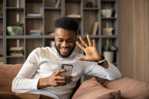 stay connected when living abroad